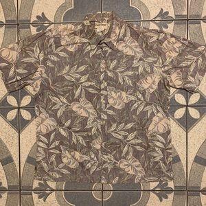 Vintage Cooke Street Hawaiian Shirt Sz XXL